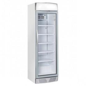 Refrigeratore Verticale Bibite - 350 Litri [+1 +12 C°] - Con Pannello Superiore Illuminato