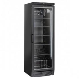 Refrigeratore Verticale Bibite - 350 Litri [+1 +12 C°] - Doppia Porta - Nera