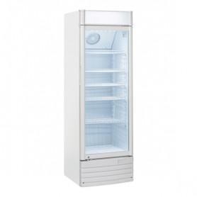 Refrigeratore Verticale Bibite - 350 Litri [+1 +10 C°] - Porta a Battente - Bianca