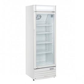 Refrigeratore Verticale Bibite - 300 Litri [+1 +10 C°] - Porta a Battente - Bianca