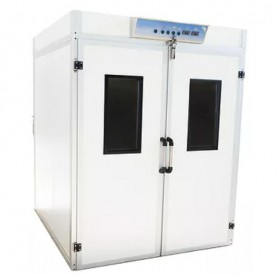 Cella di Lievitazione - 2 Porte - 2070x2950x2250 mm