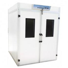 Cella di Lievitazione - 2 Porte - 2070x3550x2250 mm