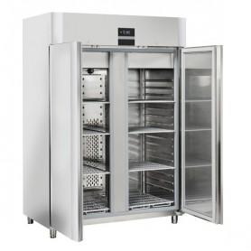 Armadio Refrigerato - Doppia Porta - Acciaio INOX - [-2 +8C°] - 1105 Litri