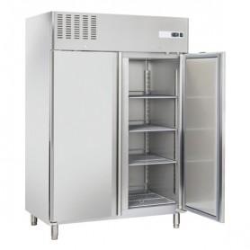 Armadio Refrigerato - Doppia Porta - Acciaio INOX - [-2 +8C°] - 1300 Litri