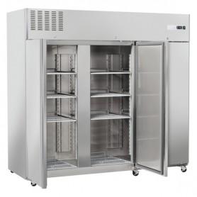 Armadio Refrigerato - Tripla Porta - Acciaio INOX - [-2 +8C°] - 1770 Litri