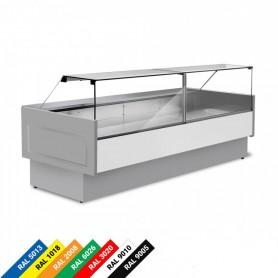 Espositore Refrigerato - Frontale Alto - 2000x1000x1191h mm - [+3 / +5 C°]