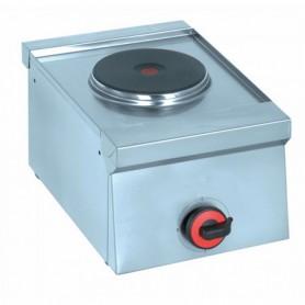 Fornello Elettrico - da Banco - 1 Fuoco - 300x450x240h mm