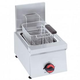 Friggitrice Elettrica - da Banco - 8 Litri vasca da 8 Litri - 300x450x240h mm
