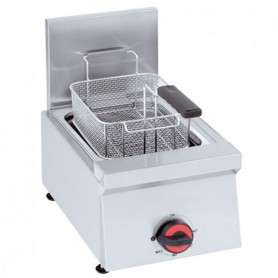 Friggitrice Elettrica - da Banco - 12 Litri - 400x450x240h mm