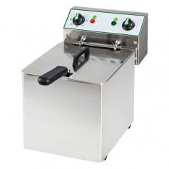 Friggitrice Elettrica - 8 Litri - 3 kW 230V