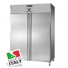 Armadio Refrigerato Ventilato - Doppia Porta - GN2/1 [0 +10 C°] IN OFFERTA