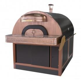 Forno per Pizzeria Elettrico - Certificato 4.0 - Modello Opale SMART - 4 Pizze