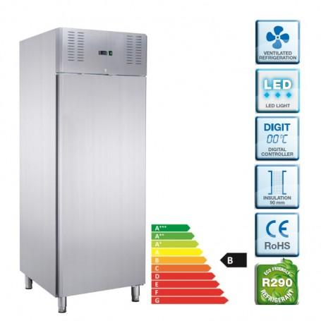 Armadio Refrigerato Ventilato GN2/1 - [-18 -22 C°]