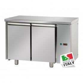 Tavolo Refrigerato - Motore Remoto - GN 1/1 - Due Porte [0 +10 C°]
