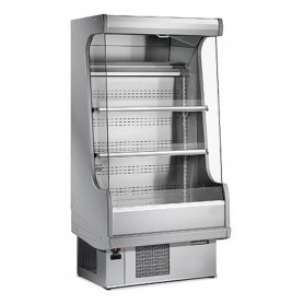 Espositore Refrigerato - Per Latticini - Modello BE - Lunghezza 1800 mm
