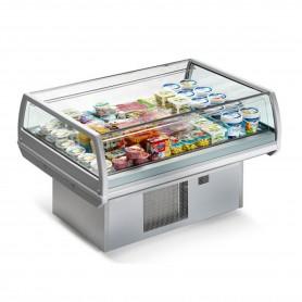 Espositore Refrigerato - Per Gastronomia - Modello AS - Lunghezza 1500 mm