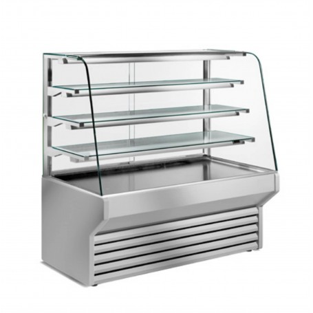 Espositore Refrigerato - Per Gastronomia - Modello Harmony - Lunghezza 1320 mm