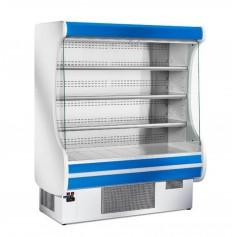 Espositore Refrigerato - Murale - Modello Artic - Lunghezza 1500 mm