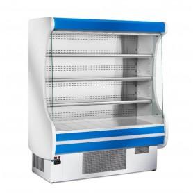 Espositore Refrigerato - Murale - Modello AC - Lunghezza 1800 mm