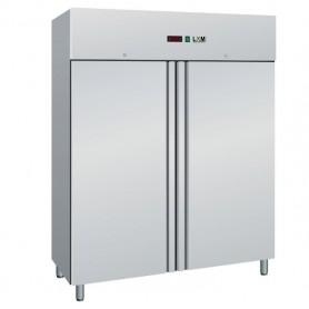 Armadio Refrigerato Statico - Doppia Porta - GN 2/1 [0 +8C°]