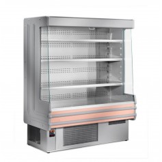Espositore Refrigerato - Per Frutta e Verdura - Modello Danny - Lunghezza 2000 mm