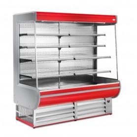 Espositore Refrigerato - Per Latticini - Modello EY - Lunghezza 2000 mm