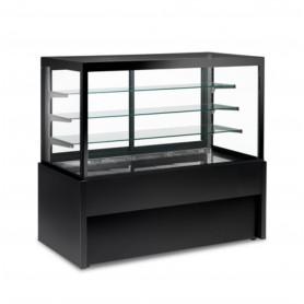 Espositore Refrigerato - Per Pasticceria - Ventilato - Modello KL - Lunghezza 1000 mm