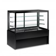 Espositore Refrigerato - Per Pasticceria - Neutro - Modello Kristall - Lunghezza 1200 mm