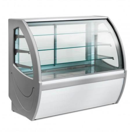 Espositore Refrigerato - Per Pasticceria - Modello Lux - Lunghezza 2080 mm