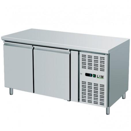 Tavolo Refrigerato Ventilato - GN 1/1 - Due Porte