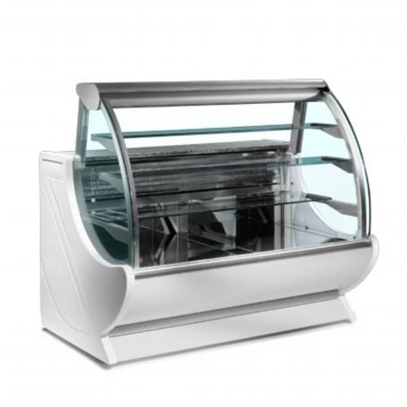 Espositore Refrigerato - Per Pasticceria - Modello Symphony - Lunghezza 1400 mm