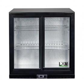 Espositore Refrigerato per Bibite - RetroBar - 210 Litri [+2 +8 C°]