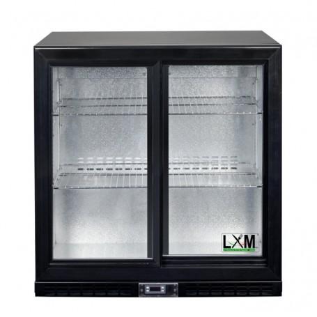 Espositore Refrigerato per Bibite - RetroBar - 138 Litri [-2 -8 C°]