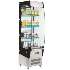 Espositore Refrigerato Murale - 600x494x1740h mm [+2 +10 C°]