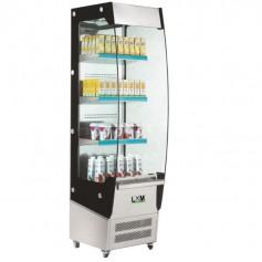 Espositore Refrigerato Murale - 600x494x1450h mm [+2 +10 C°]