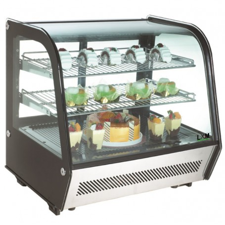Espositore Refrigerato da Banco - 100 Litri [+2 +12 C°]