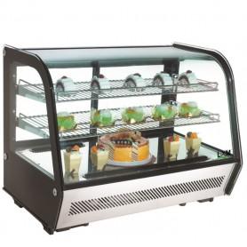 Espositore Refrigerato da Banco - 160 Litri [+2 +12 C°]