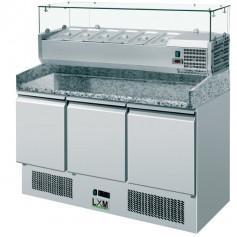 Saladette Refrigerata Statica - GN 1/1 [+2 +8 C°]