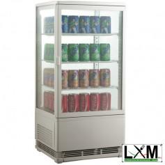 Espositore Refrigerato per Bibite - 58 Litri