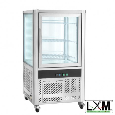 Espositore Refrigerato - Per Pasticceria - 268 Litri