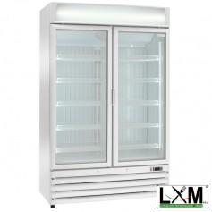 Espositore Refrigerato Ventilato - Congelatore - 730 Litri