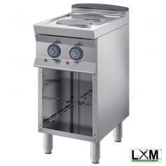 Cucina Elettrica - 2 Piastre da 5,2 KW
