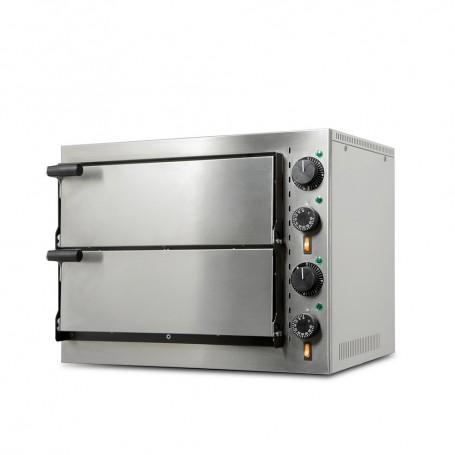 Forno Per Pizzeria - SL - 2 Camere - Pizza da 35 cm