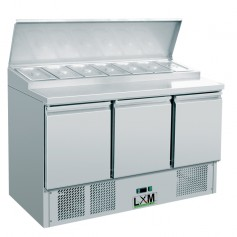 Saladette Refrigerata Statica - 8 x GN 1/6 [+2 +8 C°]