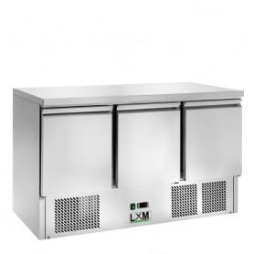 Saladette Refrigerata Statica - [+2 +8 C°] - 3 Porte