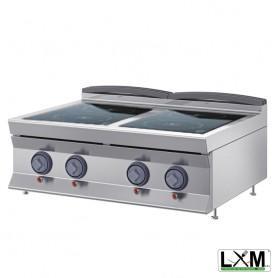 Cucina da Banco Elettrica - Vetroceramica 2 Piastre - 8,8 KW