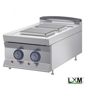 Cucina da Banco Elettrica - 2 Piastre 220x220 - 5,2 KW