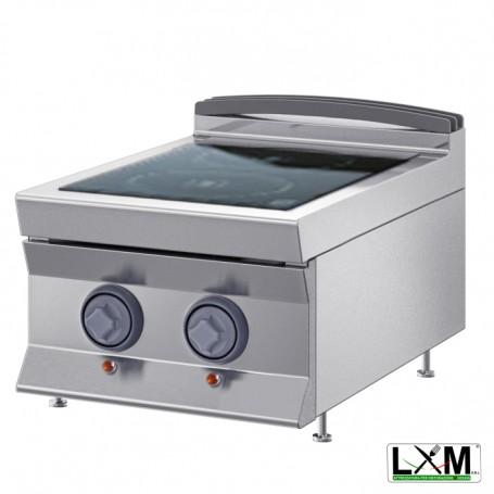 Cucina da Banco Elettrica - Vetroceramica 1 Piastra - 6 KW