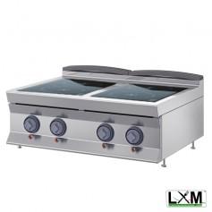 Cucina da Banco Elettrica - Vetroceramica 2 Piastre - 12 KW