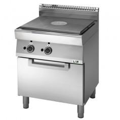 Cucina tuttapiastra a gas su forno a gas Linea PROMO